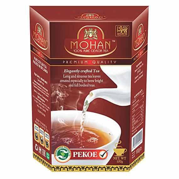 Что мы знаем о цейлонском чае?
